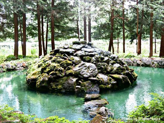 Yaddo Gardens : Rock Garden