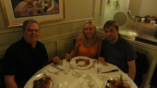 Restaurant La Cremaillere : La Cremaillere Dinner - Excellent