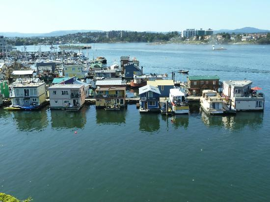 WorldMark Victoria: Nearby Houseboats