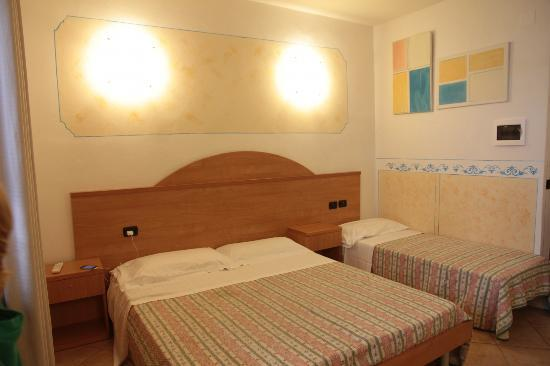 Hotel Palazzuolo: Simple but adequate