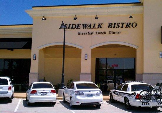 The Bistro Room at Sidewalk Cafe