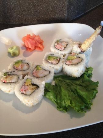 Sushi-mambo: San Francisco roll