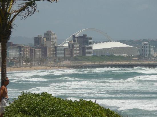 Radisson Blu Hotel, Port Elizabeth: vista da cidade