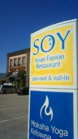 SOY Asian Fusion Restaurant