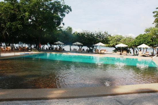 Club Paradise Palawan: daylight pool