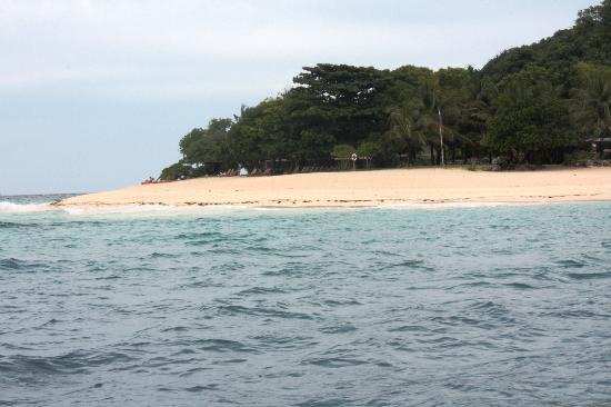Club Paradise Palawan: front