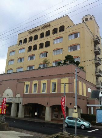 Campana Hotel : ホテル外観