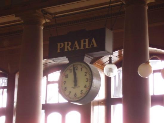 Praga Mirabilis Tours: Praha, Wilson Station