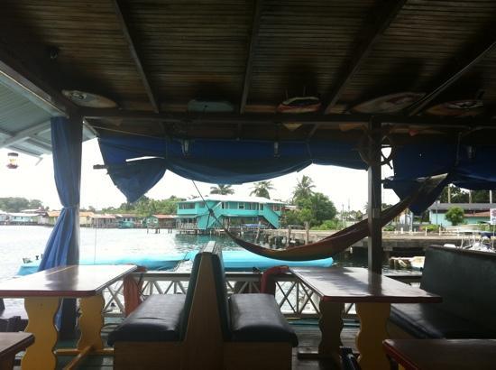 Hotel Olas: Bar