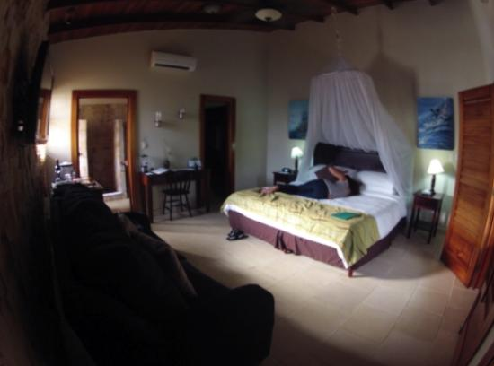 Falls Resort at Manuel Antonio: our home for the week