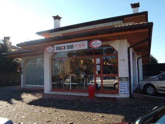 Snack Bar da Lele : Snack Bar a Postioma di Paese (TV)