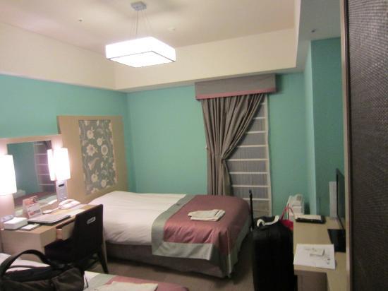 Hotel Monterey Hanzomon: Room