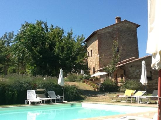 Agriturismo Nobile: Near the pool