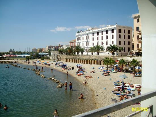 Civitatours: spiaggia