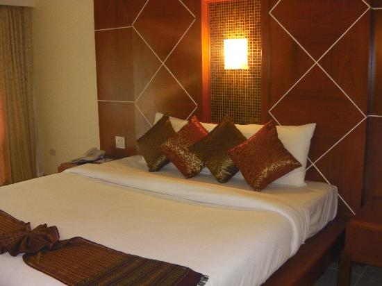 Lanta Casuarina Beach Resort: chambre