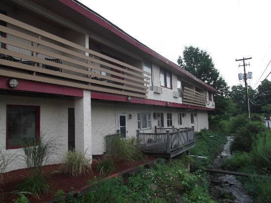 Econo Lodge Clarks Summit: Loin d'être du neuf !