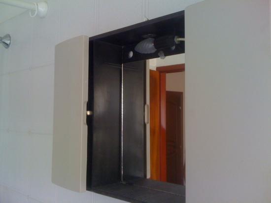 Hotel Costa Azzurra: specchio anni 70 o dopoguerra