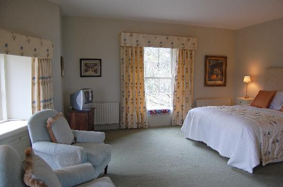 Bantry House B&B: one of our B&B rooms