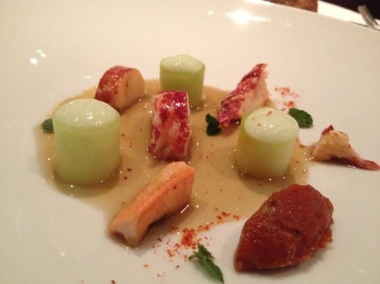 Atmospheres - Restaurant & Chambres: homard