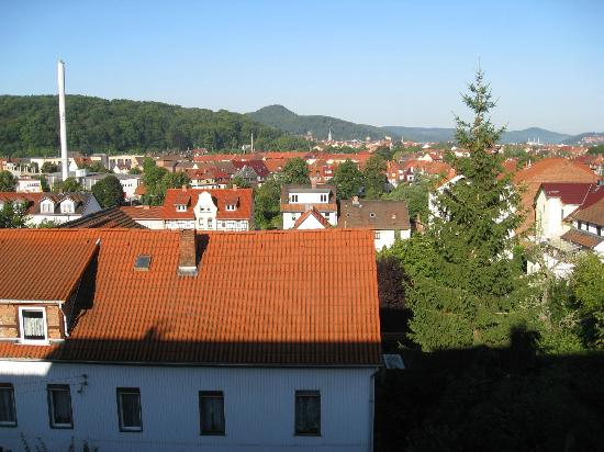 Saint Peter Inn : Towards the Wartburg