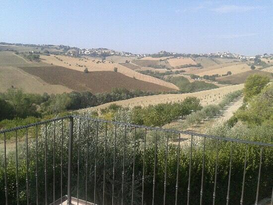 Agriturismo Pomod'oro: panorama