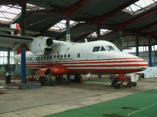 Aviation Museum Konesin