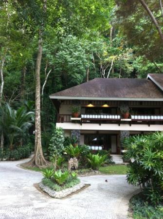 El Nido Resorts Lagen Island: вид на наш номер