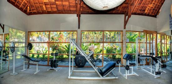 Kelapa Luxury Villas: Gym