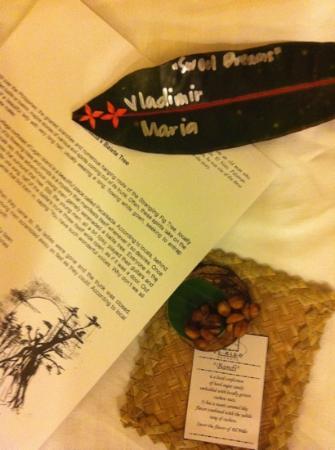 El Nido Resorts Lagen Island: декор и сказка перед сном от персонала отеля