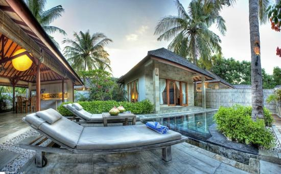 Kelapa Luxury Villas: 1 Bedroom Villa with pool