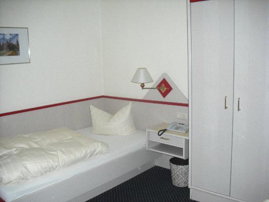 Haus Soldwisch Hotel Garni: La mia camera