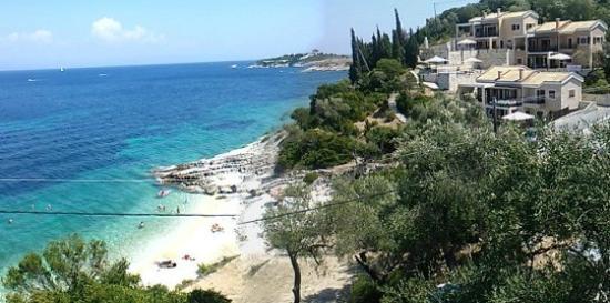Anassa Mare Villas & Residences : panorama dalla terrazza