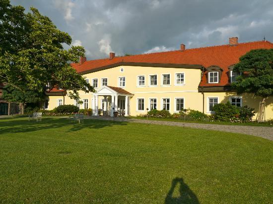 Gutshaus Stolpe: Hauptgebäude