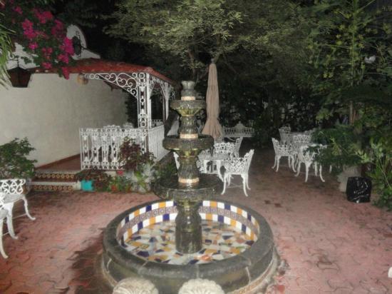 Le jardin int rieur picture of flor de michoacan tulum for Le jardin interieur