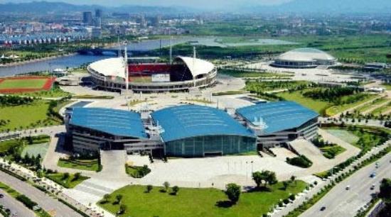 义乌市体育馆