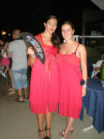 Hotel Apollo: Festa Spagnola