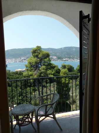 Hotel Punta : Vista dalla camera 105