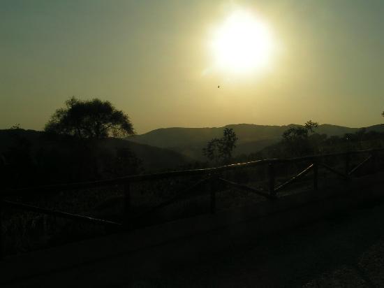 Le Case: il tramonto ogni sera