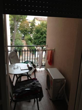 Hotel B&B Souvenir: balcone