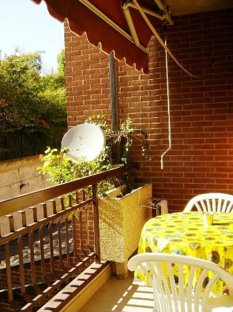 Freetime: terrazza cucina-soggiorno