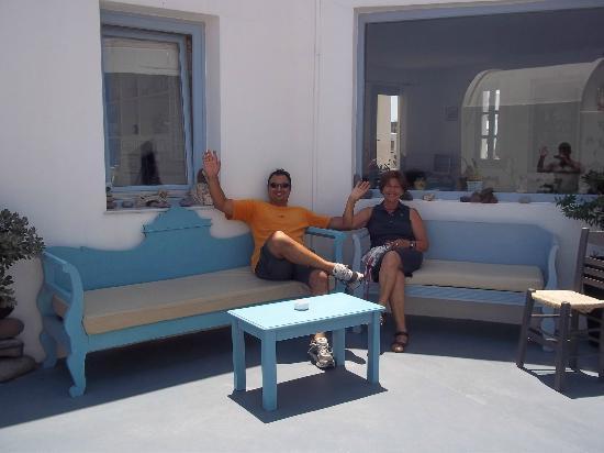 Apanemo: Spiros & his mom