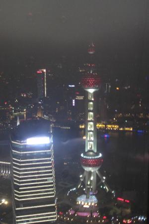Cloud 9 (Grand Hyatt Shanghai) : view from the bar