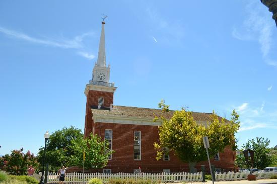 St. George Tabernacle: Tabernacle