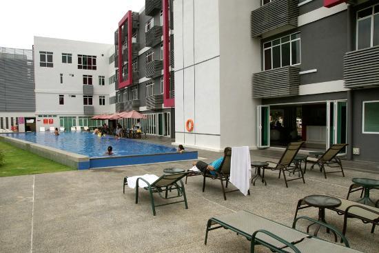 Favehotel Cenang Beach Pool Fave Hotel Langkawi