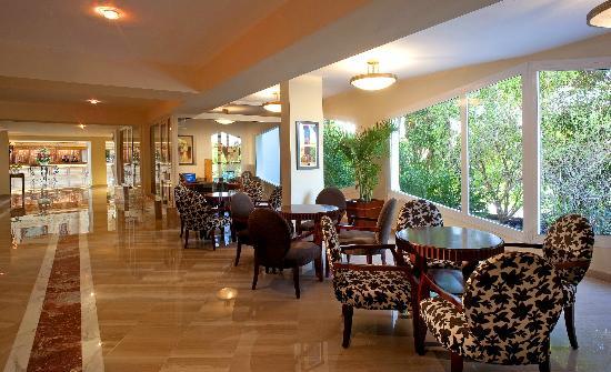 Baron Resort Sharm El Sheikh: Business lounge