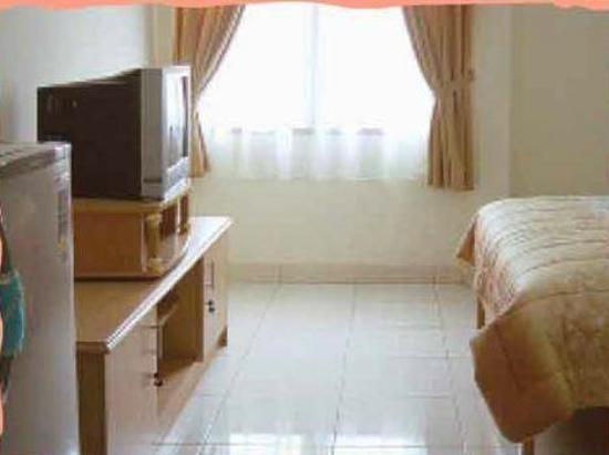 Ambassador Residence: inside a room