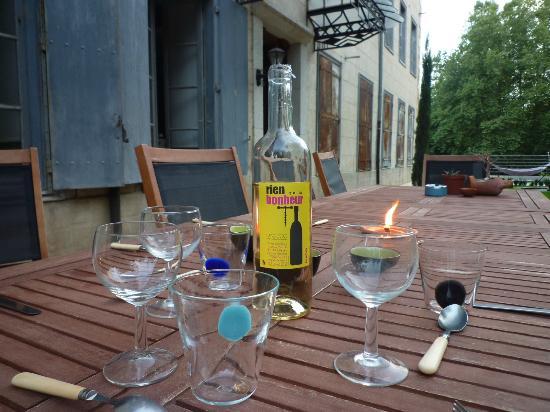 Forge de Montolieu: Rien que du bonheur