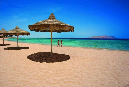 Baron Resort Sharm El Sheikh: 600M Sandy Beach