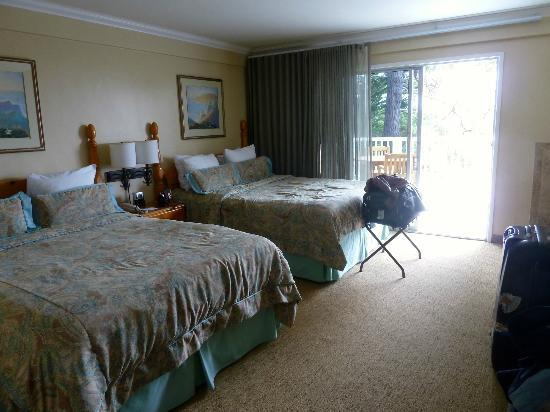 BEST WESTERN PLUS Carmel Bay View Inn: Chambre
