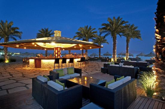 Baron Resort Sharm El Sheikh: Beach Lounge